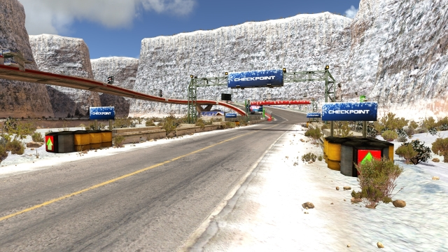 "Trackmania² Canyon - Mod ""Winterland"" et ""Pirates of the Caribbean"""